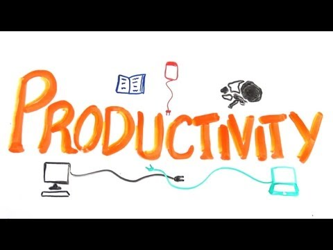 The Science of Productivity