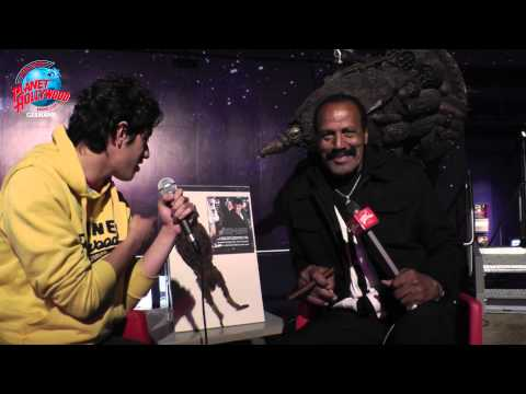 "Fred Williamson ""The Hammer"" Interview - Planet Hollywood Radio"