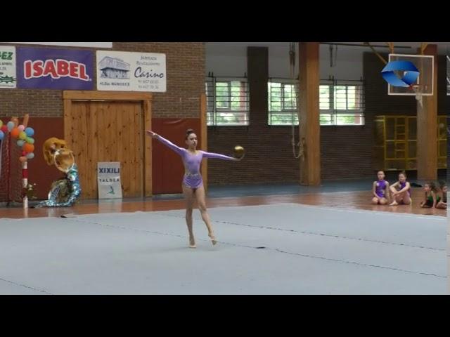25 urteurrena ospatzeko ekitaldia egin du Xixili gimnastika taldeak