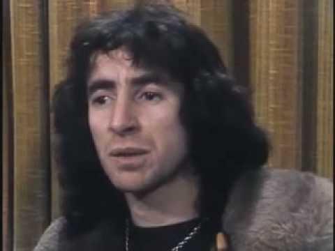 15 Minutes with Bon Scott - 1977 - Part 2 of 2!