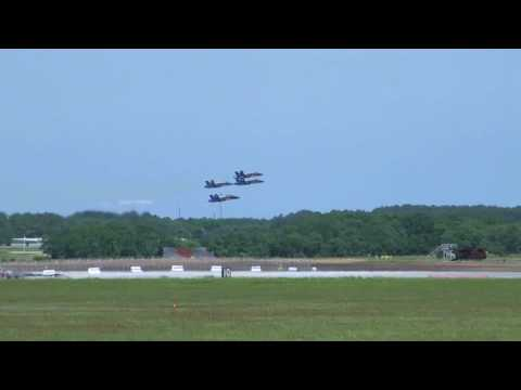 Blue Angels and a UFO en streaming