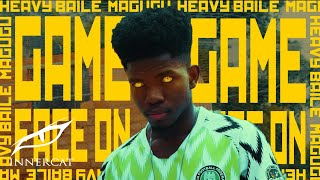 Heavy Baile & Magugu - Game Face On (prod. Leo Justi) | Official Video