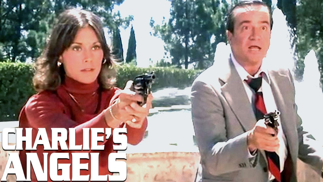 The Angels Save Charlie | Charlie's Angels