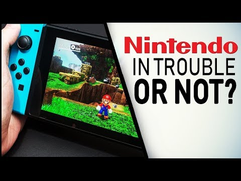 Is The Recent Nintendo Panic Justified?