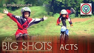 Little Big Shots Philippines: John John | 7-year-old Biker
