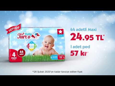 Baby Turco fiyatı ile de avantajlı!