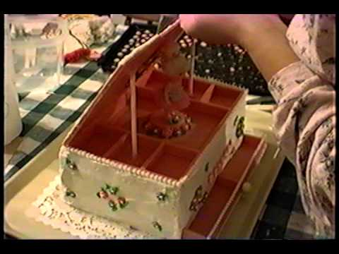 Jewelry Box Birthday Cake For Becca S 5th B Day Youtube
