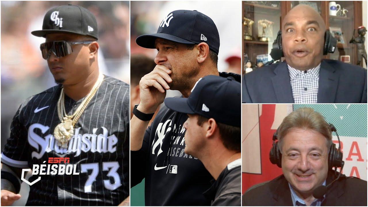 Download EL DRAMA de Yermín Mercedes con White Sox no se acaba. Los Yankees son un DESASTRE | ESPN Béisbol