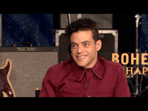 BOHEMIAN RHAPSODY Interview: Rami Malek, Gwilym Lee, Joseph Mazello and Lucy Boynton