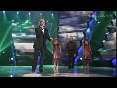 Brian Kennedy - Every Song Is A Cry For Love (Ireland) 2006 Semi-Final