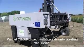 Multi-inzetbare robot in de kleinschalige landbouw