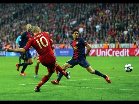 Image result for bayern vs barca 4-0 goals