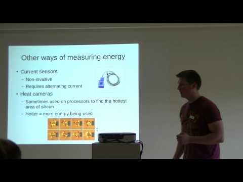 Measuring Energy Consumption in Embedded Systems, James Pallister.