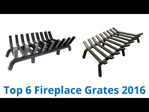 6 Best Fireplace Grates 2016