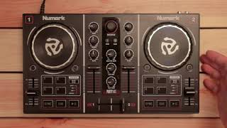 How To DJ With The Numark Party Mix: Introduction and Overview
