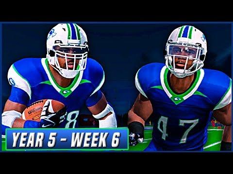 NCAA Football 14 Dynasty Year 5 - Week 6 vs UNLV | Ep.78