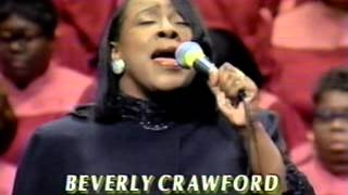 Beverly Crawford sings Praise Jehovah LIVE in Chicago!