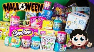 Fashems Unicorno Shopkins My Little Pony Funko Mystery Minis Disney Toys Halloween Surprise Cauldron