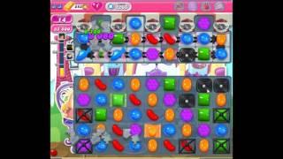 Candy crush saga level 1265 No booster 3 star