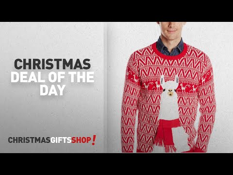 Christmas Deal Of The Day | Up To 50% Off Ugly Holiday Sweaters | Amazon Christmas Store