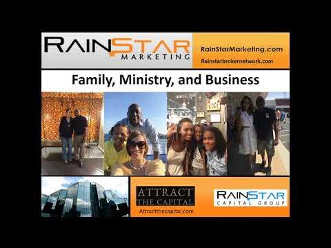 Meet Terrell Sarver of Rainstar Capital Group