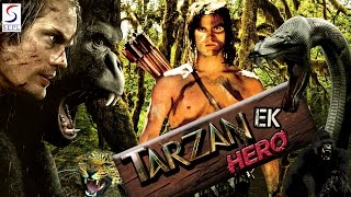 Tarzan Ek Hero ᴴᴰ -  Hollywood Action Hindi Full Movie - Latest HD Movie 2017