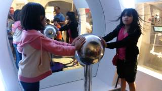 My Kulet Nieces @ The Mind Museum, Taguig City