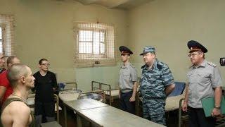 Методы психического насилия в тюрьмах и лагерях