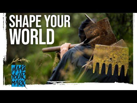 Shape Your World - Make Your Mark | SHIMANO