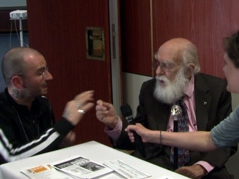 Mark Benecke fordert James Randi heraus - One Million Dollar Challenge