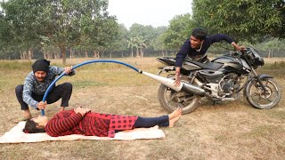 Must Watch New Funny Video 2020_Top New Comedy Video 2021_Try To Not Laugh_Episode 175 By FunKiVines