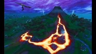 *NEW* FORTNITE LOOTLAKE VOLCANO EVENT RIGHT NOW!!! $$ GIVEAWAY $$