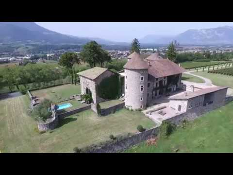 Château BAYARD   Pontcharra   Isère   France