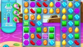 Candy Crush Soda Saga Level 16 - No Boosters