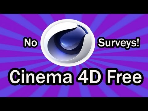 how to get cinema 4d r14 free pc mac 32 64 bit no surveys youtube. Black Bedroom Furniture Sets. Home Design Ideas