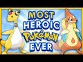 Which Pokemon is The Most Heroic?