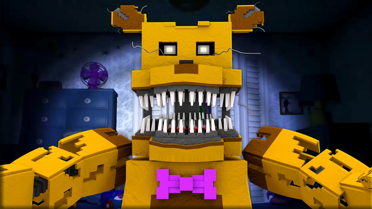 Minecraft Spielen Deutsch Skin Para Minecraft Pe De Springtrap Bild - Skins para minecraft pe five nights at freddys