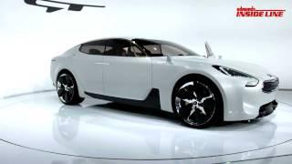 Kia GT Concept 2011 Videos