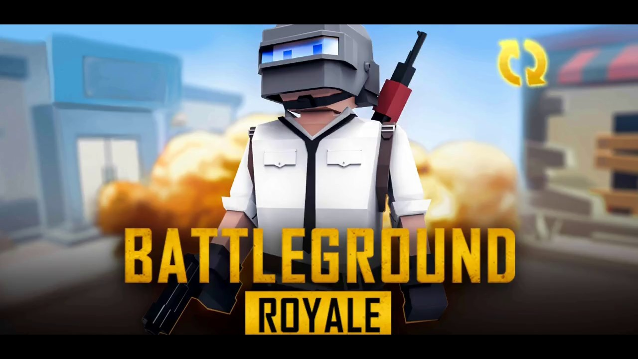 Pixel's Unknown Battle Ground Android Gameplay - YouTube
