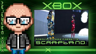 American McGee Presents: Scrapland on Xbox