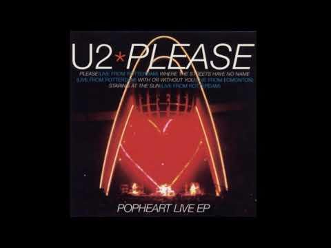 U2 - Please-Popheart Live EP (1997)