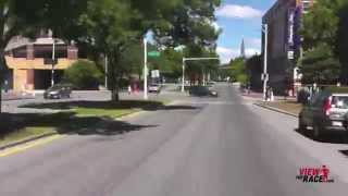 St Peters 4 Miler Course Video Portland Maine