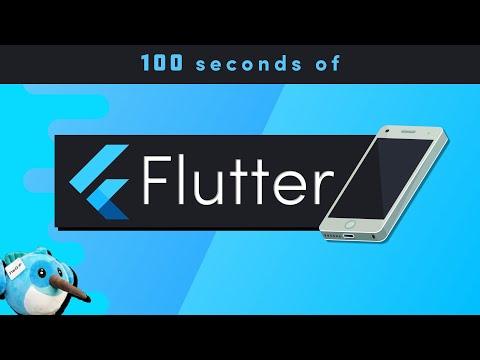 Flutter in 100 seconds