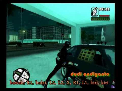 Cheat Gta Sa Ps2 Mobil Nascar1 Youtube
