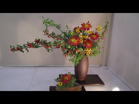 Wafu Ikebana - California Chapter 45th Anniversary