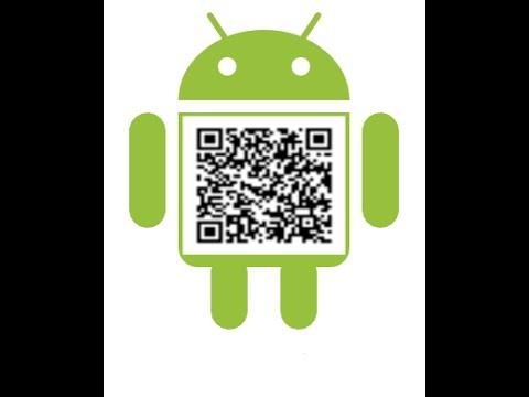 Программа для считывания QR кодов для Android