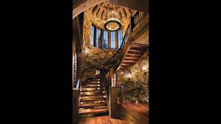 Best Wood Stairs Design Ideas , Wooden Staircase Designs,Wood Stairs Design Ideas #9