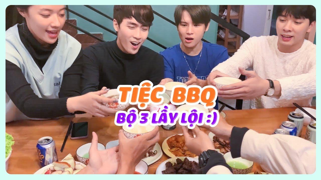 """Photo of [Da Lat Chill 05] Tiệc BBQ """"bóng đêm"""" cùng Fanny, Vũ Thịnh và Phạm Đình Thái Ngân  mới lạ"""