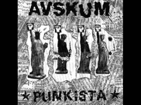 AVSKUM - welcome to the fatland