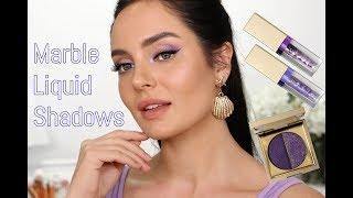 Soft Purple Makeup: Trying NEW Stila Products! \\ Chloe Morello